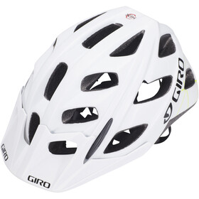 Giro Hex Helm matte white/lime